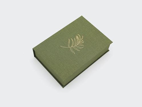 pudełko listek / M, 100 zdjęć