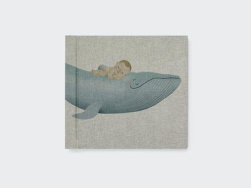 album dziecka WIELORYB / M, chłopiec