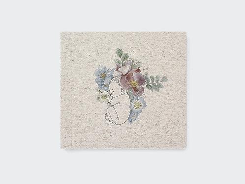 album NIEMOWLĘ w kwiatach dzikiej róży / M