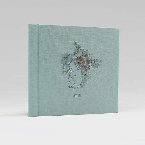 album NIEMOWLĘ w kwiatach dzikiej róży