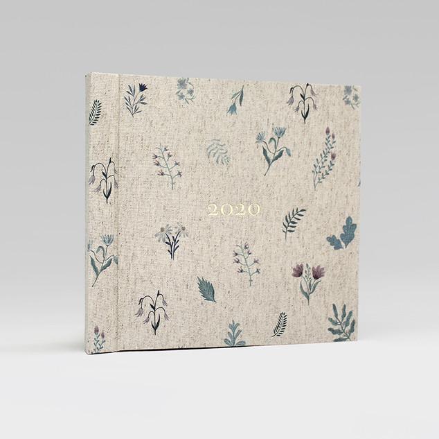 album FLORA zimy