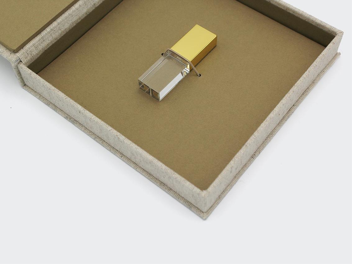 pudełko na pendrive