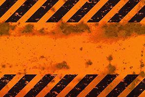 a-grungy-and-worn-hazard-stripes-texture