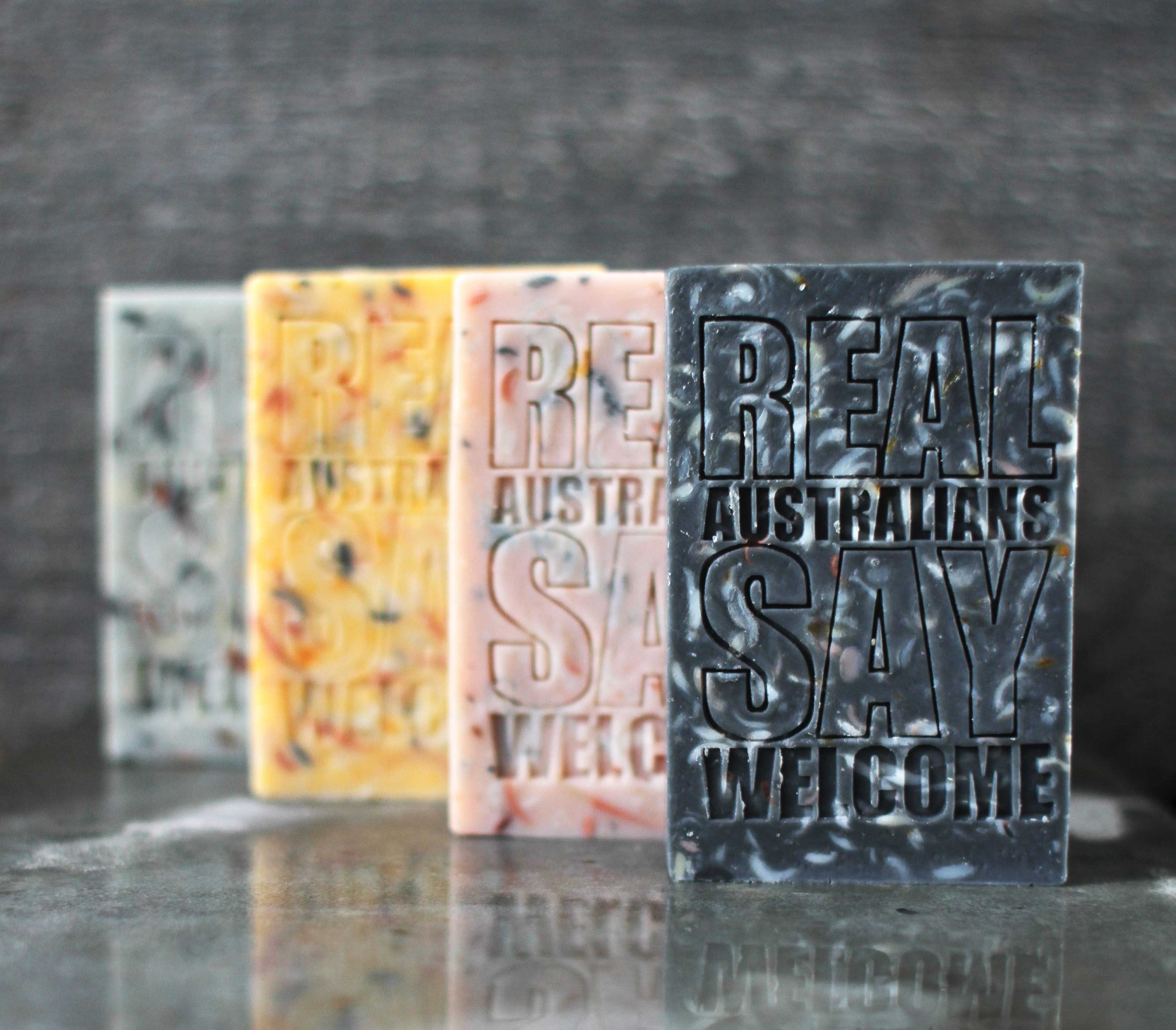 Real Australians Say Welcome soap