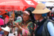 Asian women trade market