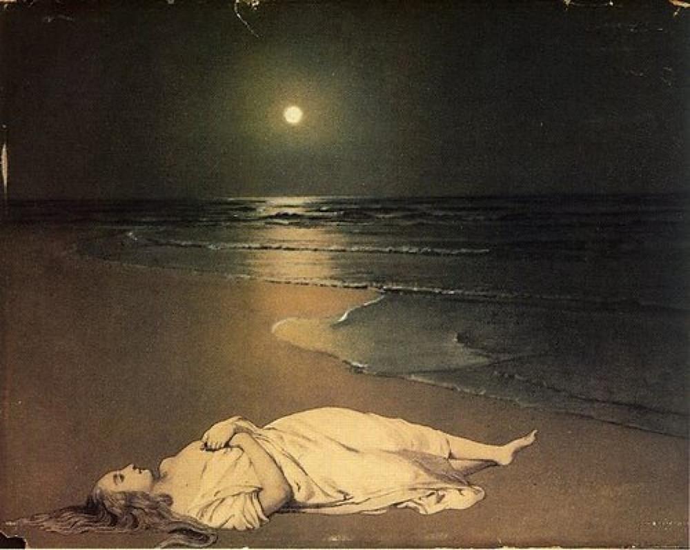 La Lune by Jacques Prévert, 1900