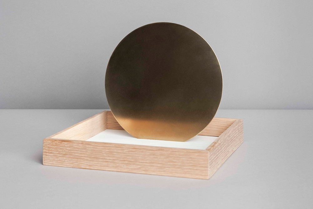 spring tray by Siv Lier, 2015