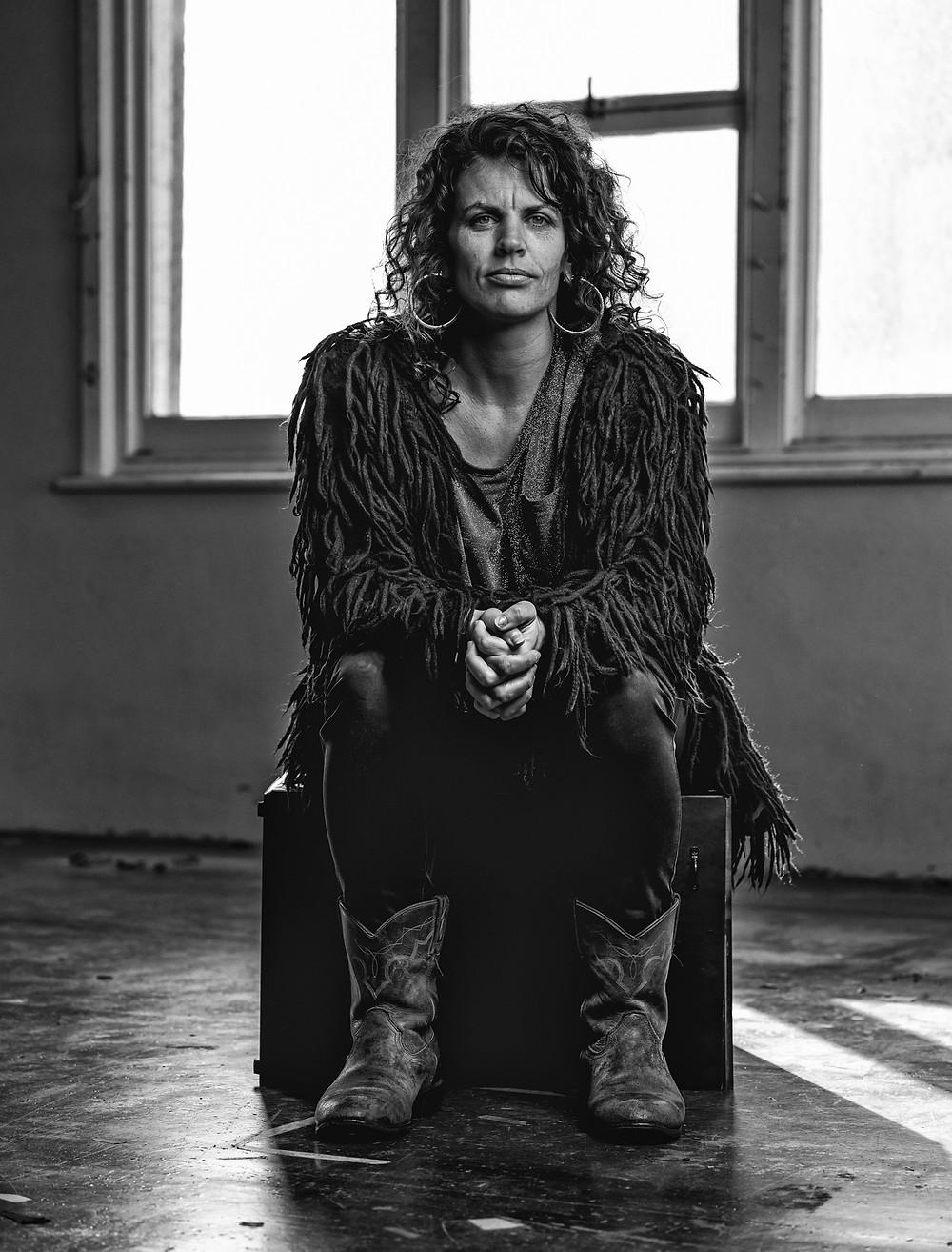 Rebecca Thomson  - mother, award winning filmmaker & writer