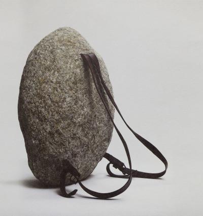 Emotional baggage by Jane Sterbak, 1997