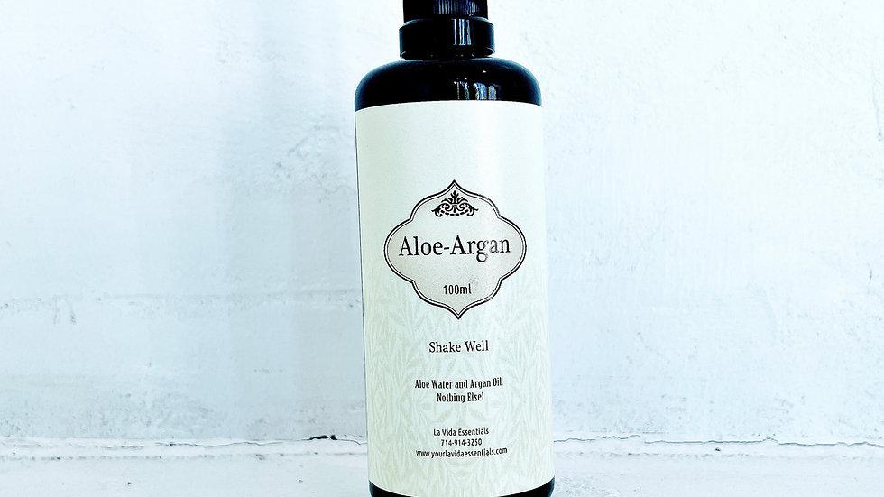 Aloe-Argan Spray 100ml