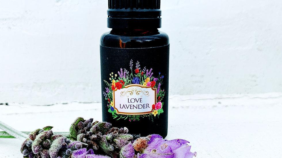 Love Lavender-French