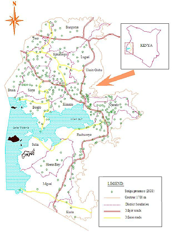 Part-of-western-Kenya-map-showing-Striga