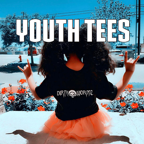 """YOUTH SIZES CLASSIC """"DOK"""" TEE"""