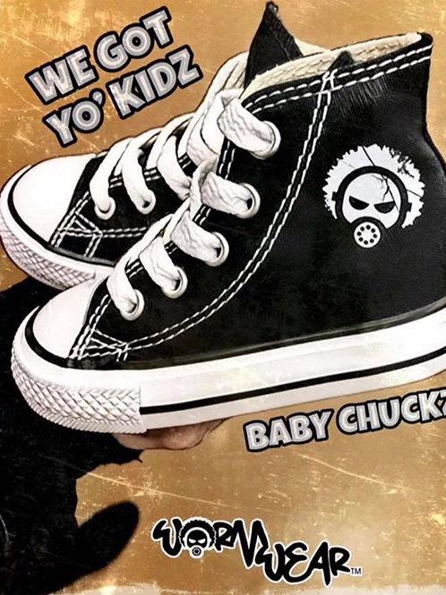 DIRTY WORMZ BABY CHUCKS