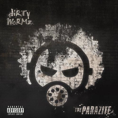DIRTY WORMZ - THE PARAZITE - (LP)