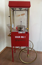 verhuur popcornmachine events