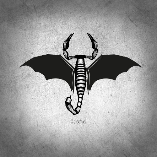 El símbolo del Cisma: Un escorpión con alas de murciélago