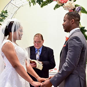 Cedrick and Lulu's Wedding