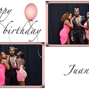 Juan's Birthday