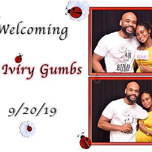 Welcome Zoe Iviry Gumbs