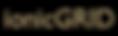 ionicGRID Logo Text