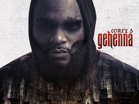 "Corey Southwest (AKA Corey S.) Drops ""Nada"" & brand new project, Gehenna!!!"