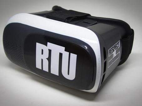 RTU Launches Custom Virtual Reality goggles!!!
