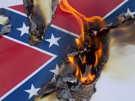 U.S. Marine Corps Orders Confederate Flag Ban Including on ANY AND ALL ITEMS.