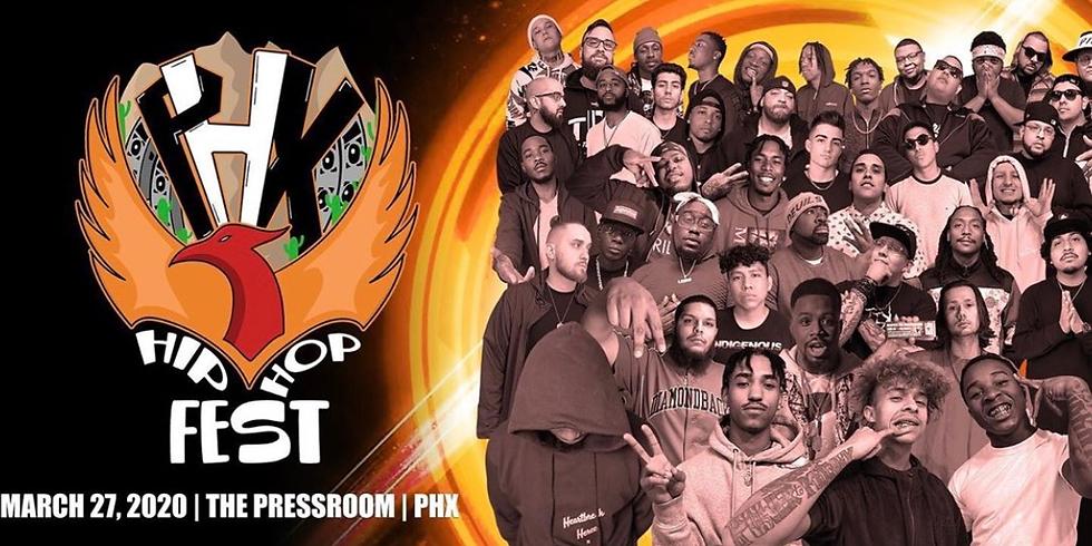 PHX Hip Hop Fest