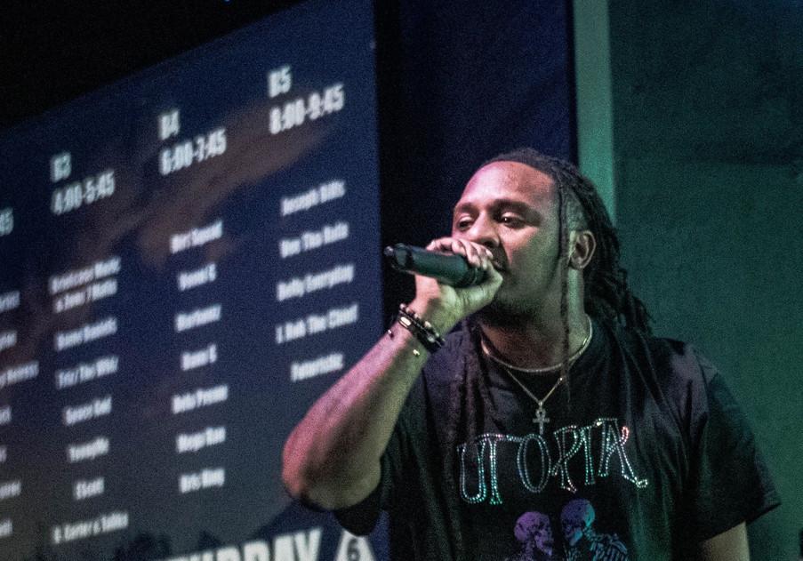 Headliner - Arizona Hip Hop Festival