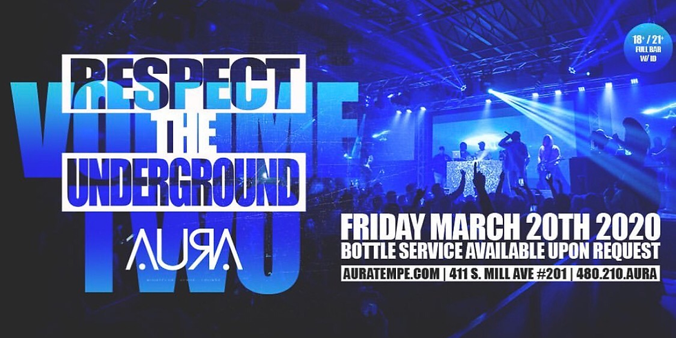 Respect The Underground - Vol. 2