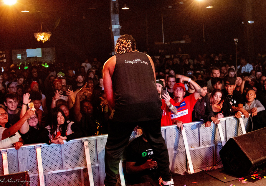 Arizona Hip Hop Festival - Vee Tha Rula