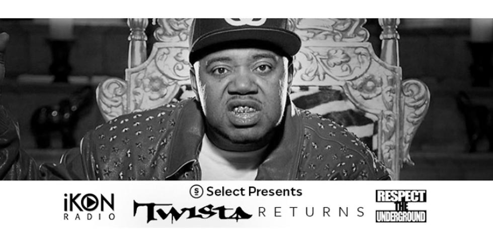 Twista Returns