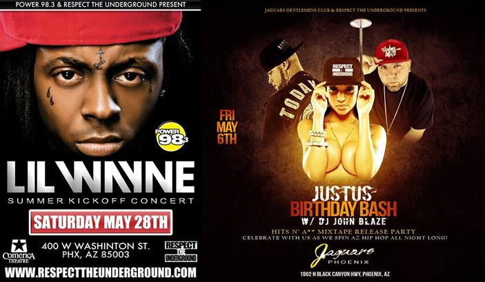 Lil Wayne Phoenix