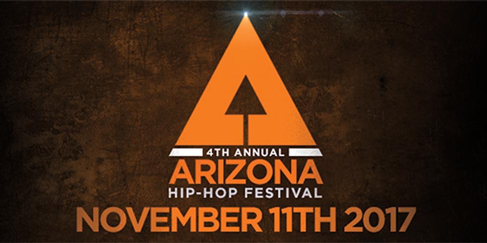 Arizona Hip Hop Festival Tickets