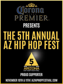 2018 Arizona Hip Hop Festival   Corona Premier