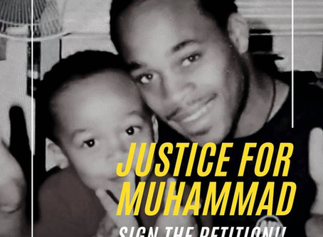 JUSTICE FOR MUHAMMAD !!! SIGN THE PETITION