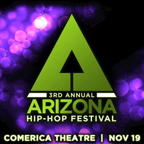 Third Annual Arizona Hip Hop Festival