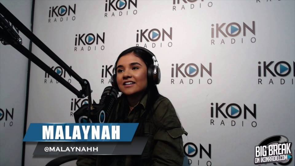 Malaynah talks Cardi B cosign! Watch NOW