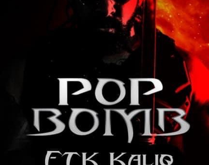 FTK Kaliq Drops #POPBOMB Blade themed Video 10/31