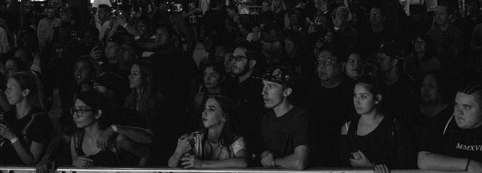 Main Stage Crowd - Arizona Hip Hop Festival