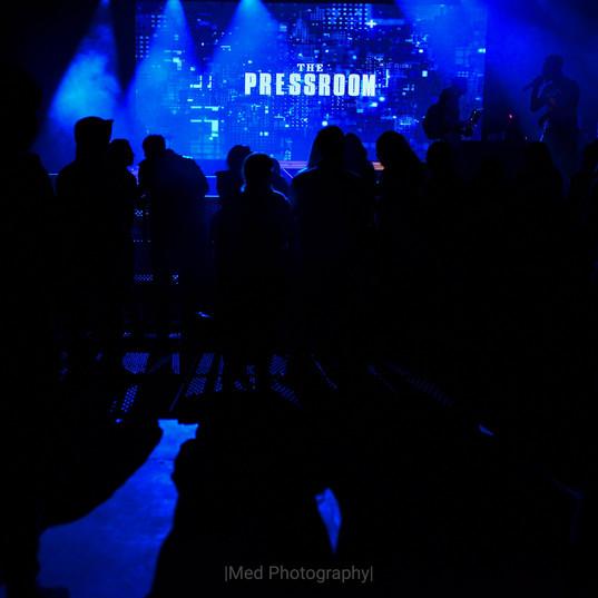 The Pressroom - Chas MetafOracle Photography