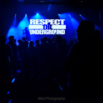 Respect The Underground - Chas MedafOracle Photography