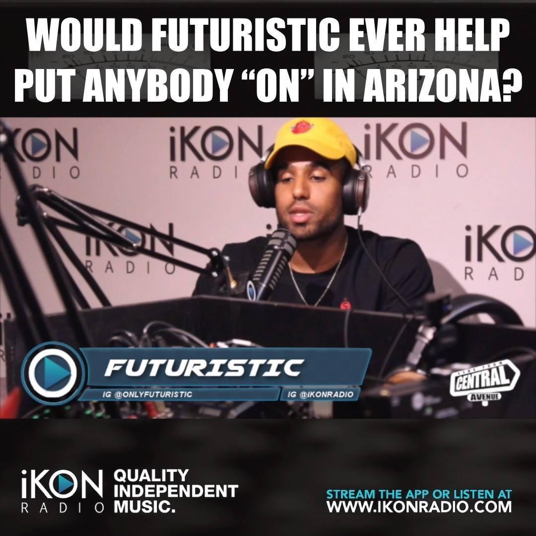 Futuristic puts AZ on...