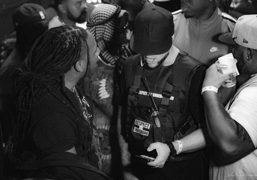 Justus of RTU - Arizona Hip Hop Festival