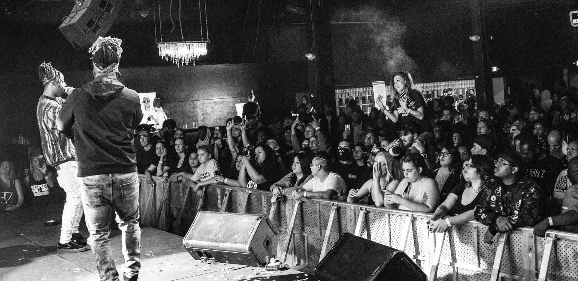 Main Stage - Arizona Hip Hop Festival