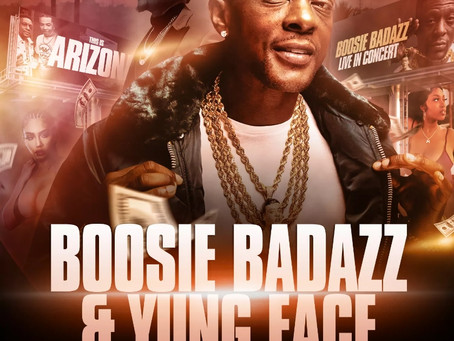 Boosie BadAzz & Yung Face Celebrate in Arizona April 23rd