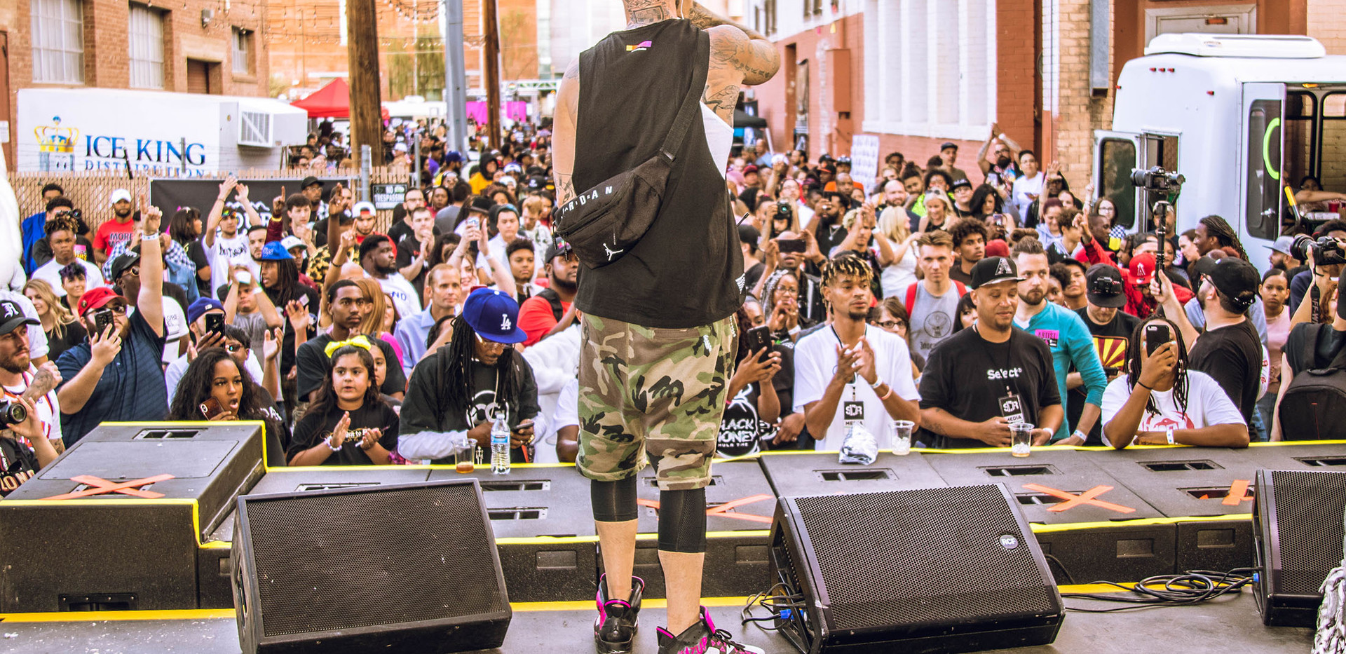 Justus Arizona Hip Hop Festival