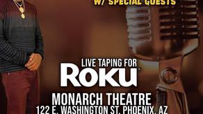 BUBBA DUB Live @Monarch Theatre This SATURDAY for RTU ROKU Worldwide