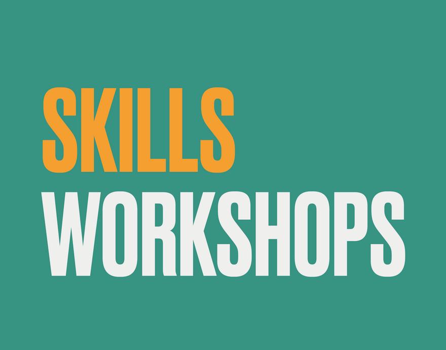 Skills workshops